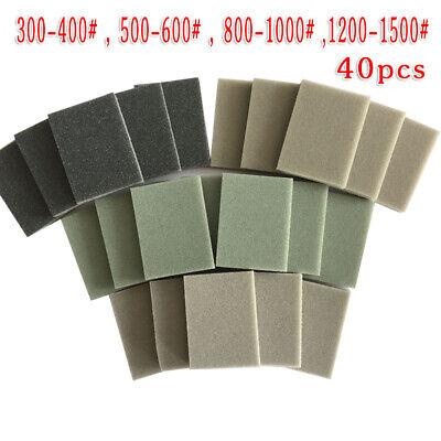 500-1500 Abrasivo Esponja Lija Lijadora Disco Wet&dry Pulido Almohadilla