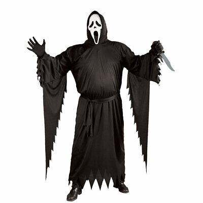 Übergröße Erwachsene Scream Kostüm Lizenzierte Herren Halloween Kostüm + - Übergröße Herren Kostüm