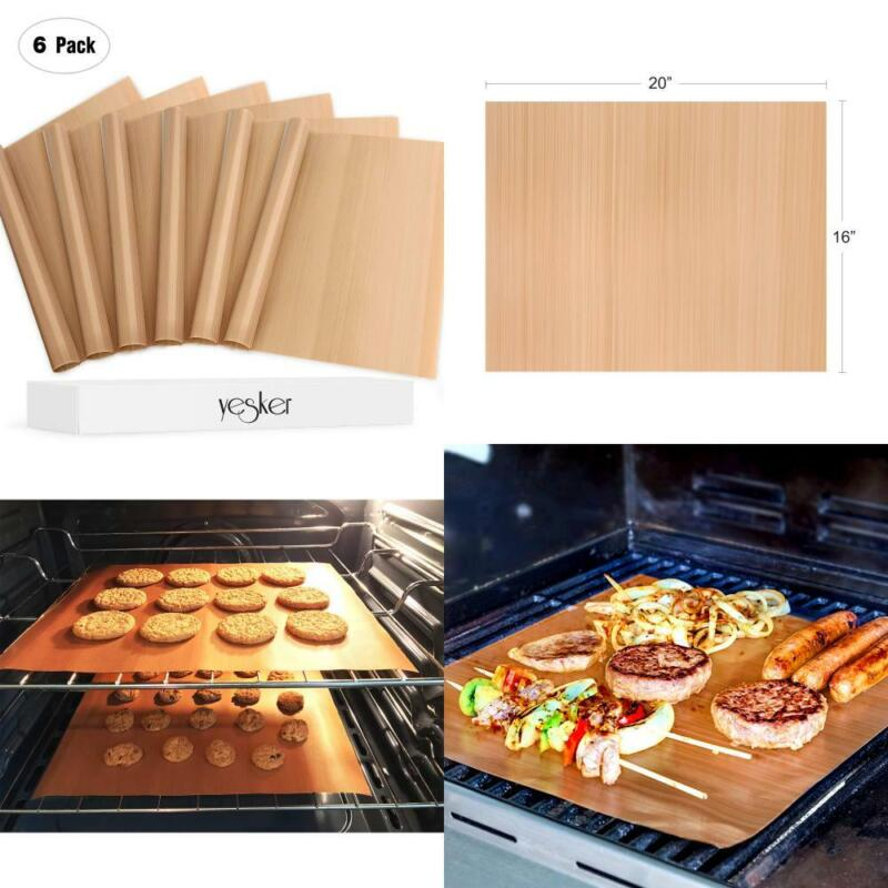 """Generic EDTEFLONX9 Pack of Premium 14"""" Non-stick Dehydrator Sheets- For Excalibur 2500, 3500, 2900 or 3900"""
