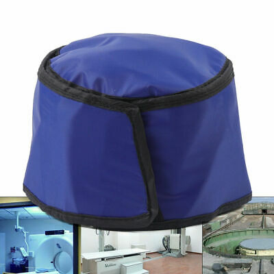 X-ray Lead Rubber Radiation Protection Clothing Head Protection Hat 0.75mmpb