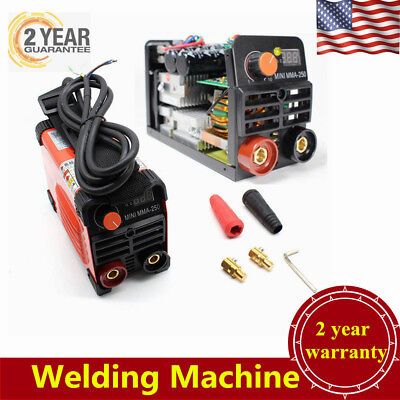 Electric Welder Inverter Tool Handheld Mini Welding Machine 220v 20-160a Usa