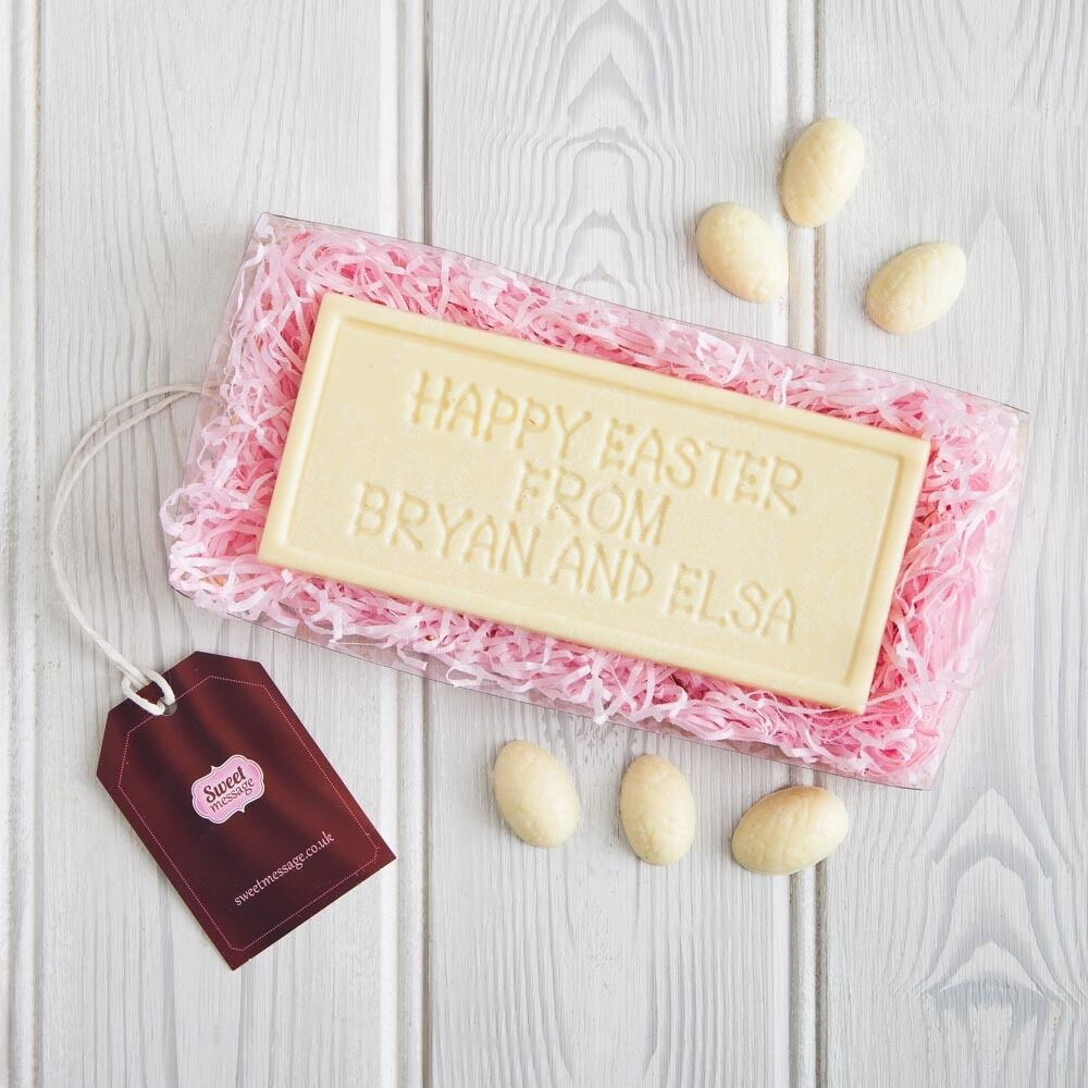 Sweet Message Chocolate