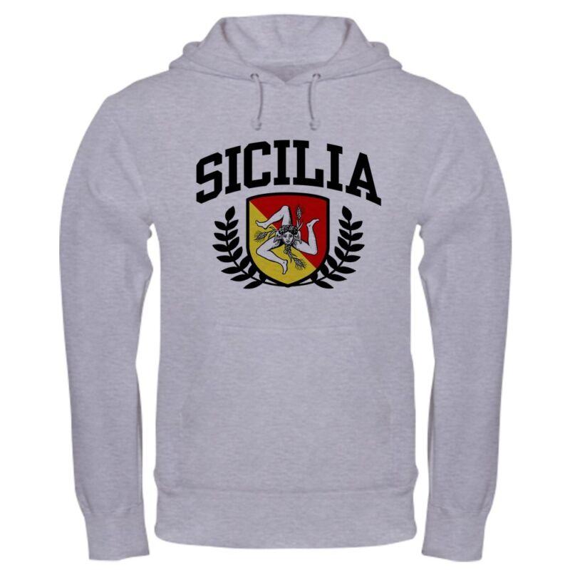 CafePress - Sicilia - Pullover Hoodie, Classic & Comfortable Hooded Sweatshirt