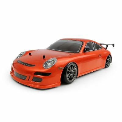 1/10 Exceed RC Remote Control Mad Speed Electric 2.4G DRIFT CAR GT3 Style Orange - Exceed Rc Remote Control