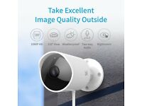 Xiaomi YI Outdoor Camera 1080p Waterproof Night Vision Cloud wifi NEW WARRANTY