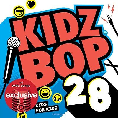 Kidz Bop 28  Deluxe Edition    Target Exclusive 4 Extra Songs