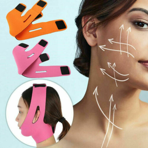 Face Slimmer Facial Slimming Strap Double Chin Reducer Shaping Lifting Mask