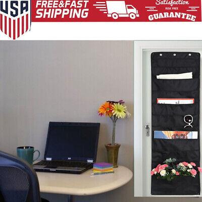 Office Wall Mail 10 File Letter Literature Organizer Magazine Holder Desk Sorter