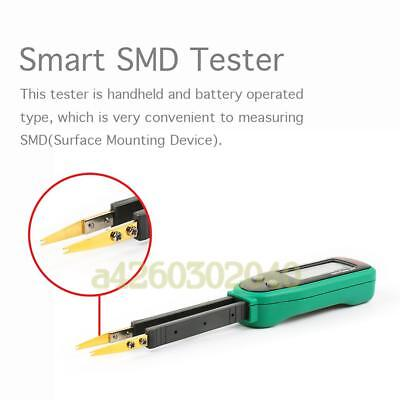 Mastech Ms8910 Smart Smd Rc Resistance Capacitance Meter Tester Auto Scan