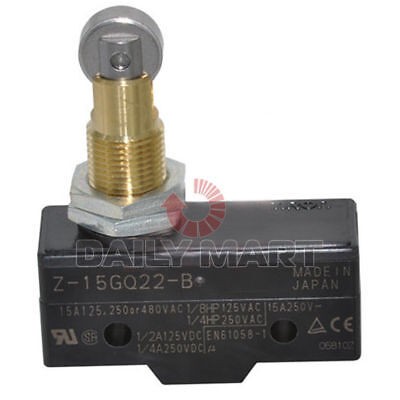 New Omron Z-15gq22-b General Purpose Snap Action Switch Free Shipping