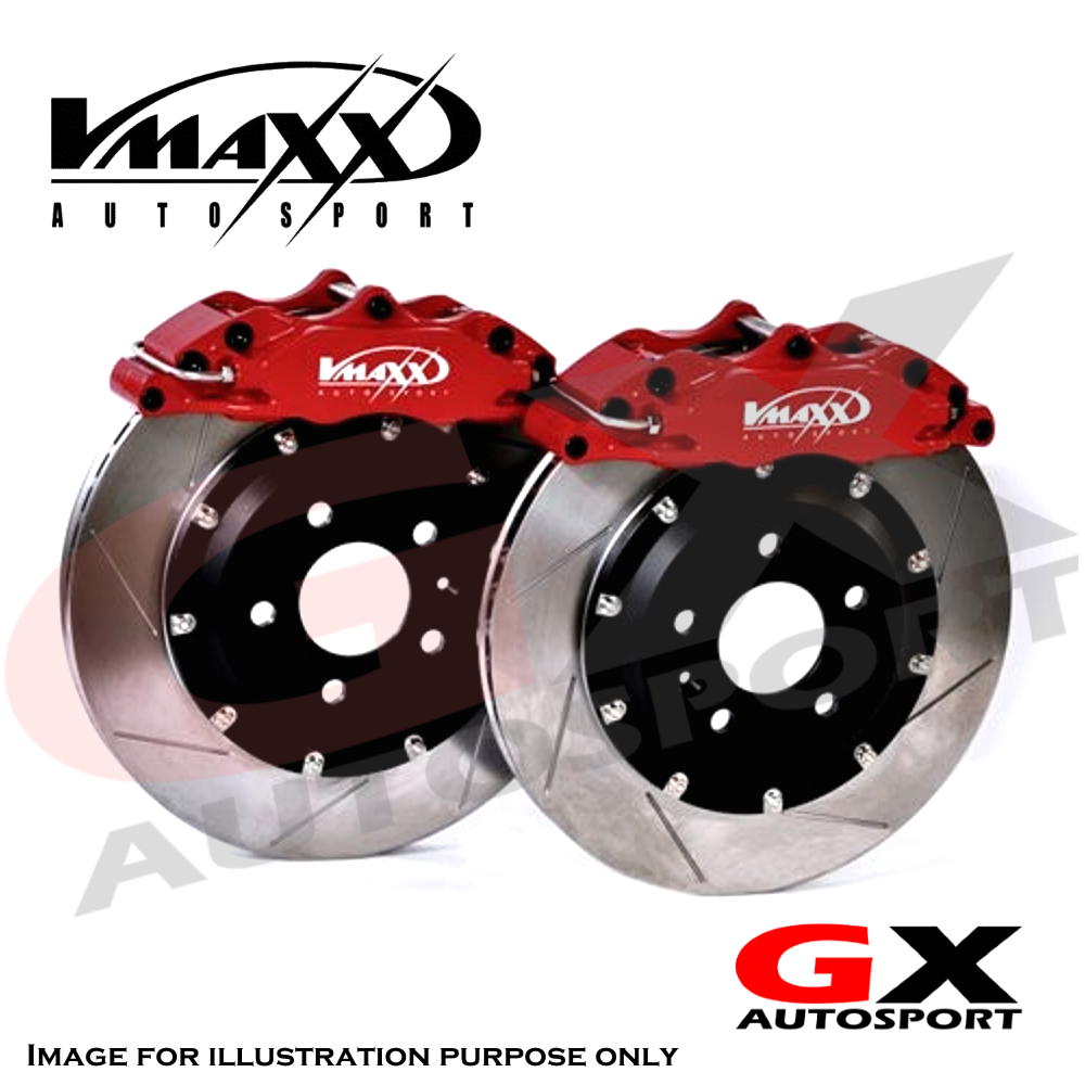 Vmaxx Big Brake Kit 3 Series Compact All Models 05.95-02 E36 330mm w/ brakeline