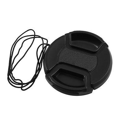 Objektivdeckel 49mm Lens Cap DSLR Kamera Filter Frontdeckel Kappe Schutz Deckel
