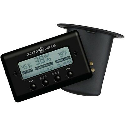 Planet Waves PW-GH-HTS Acoustic Guitar Humidifier Digital Humidity & Temp Sensor