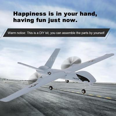 Z51 2.4G Predator Remote Control RC Airplane 660mm Wingspan Glider Drone Z0I3