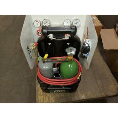 Victor G150-j-pt Fuel Light Duty Portable Brazing Tote Kit