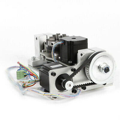 Rotary Axis. 4 Axis 5th Axis A B Axis For Cnc Router Cnc Engraving Machine