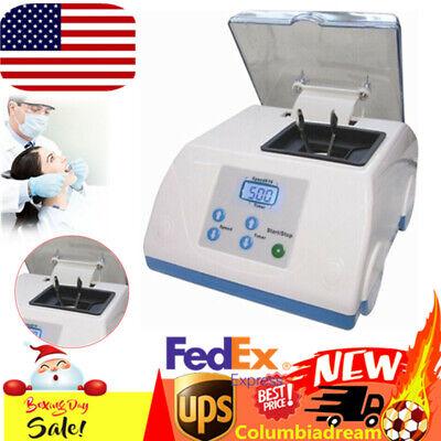 Dental G7 Amalgamator Amalgam Capsule Mixer Digital Lcd 4700rpm High Speed Usa