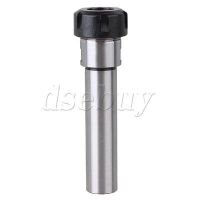 Precision Metal C25 Er25um 100l Straight Shank Cnc Collet Chuck Holder