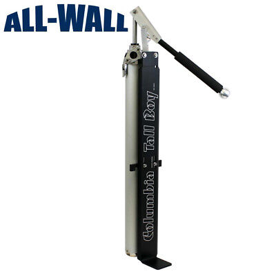 Columbia Tall Boy Drywall Mud Compound Loading Pump - No More Bending