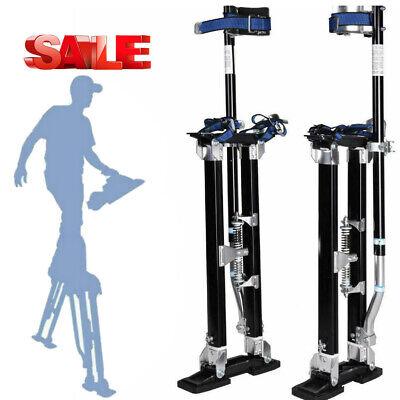 Drywall Stilts Painters Walking Walk Taping Finishing Tools Adjustable 24 - 40
