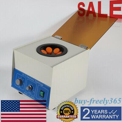 650ml Electric Benchtop Centrifuge Lab Medical Practice Dental Centrifuge Sale
