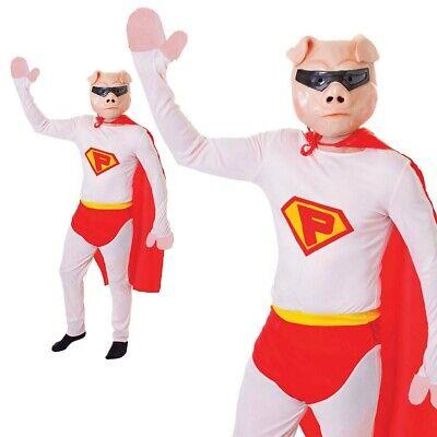 m Herren Neuheit Lustige Tier Kostüm Outfit Neu Erwachsene (Lustige Tier Kostüme)