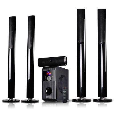 NEW Befree Sound 5.1 Channel Surround Sound Bluetooth Speaker System BFS-910
