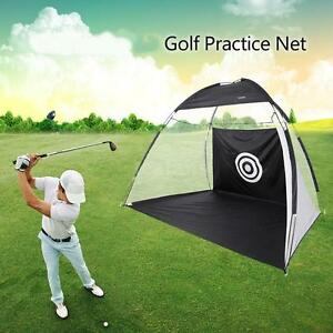 10' Golf Practice -  Driving Hit Net Cage
