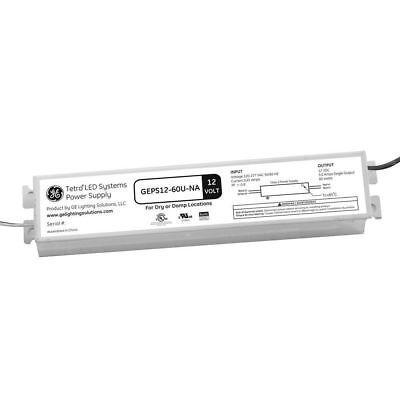 Ge Tetra Led Power Supply Geps12-60u-na