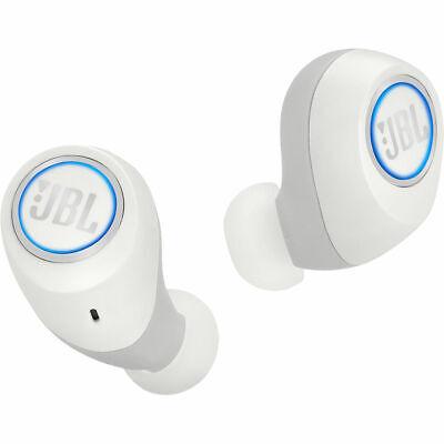 JBL Free X Bluetooth Wireless Splashproof In-Ear Headphones Earbuds - White