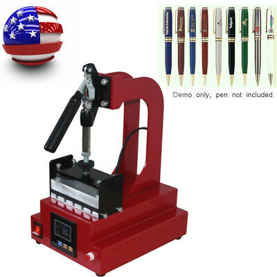Upgraded 3d Sublimation Pen Heat Press Machine Ballpoint Heat Transfer Machine
