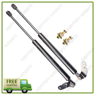 2x Rear Hatch Trunk Lift Supports for Toyota Celica W/Stock Spoiler 2000-2005