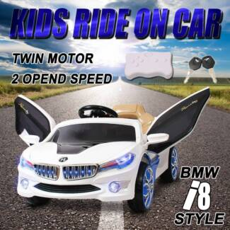 Kids Electric Ride On Car BMW I8 style