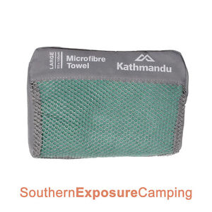 Microfibre-Towel-Large-Microfiber-Kathmandu-Spearmint-Fast-Drying-Travel-Gym