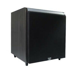 Acoustic Audio HD-SUB15-BLACK Powered 15