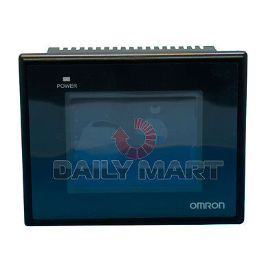 Omron Nb3q-tw00b Compact Hmi Touch Screen Plc Module New