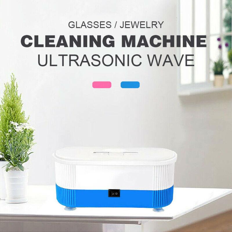 Ultrasonic Cleaner Ultra Sonic Bath Jewelry Glasses Parts So