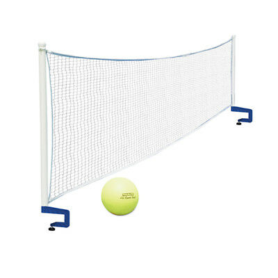 Poolmaster Beyond everything-Ground Pool Mounted Badminton + Volleyball Sport Game Combo