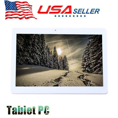 For Android 8.0 Ten Core 10.1 Inch HD Game Tablet Computer GPS Wifi Dual Camera