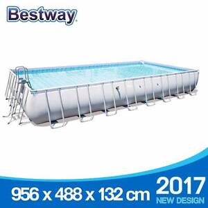2017 Is here now with - wimming Pool 956x488x132cm 56480 New Size Padstow Heights Bankstown Area Preview