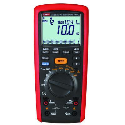 Uni-t Ut505a 1000v Tester Multime Handheld True Megger Insulation Resistance L