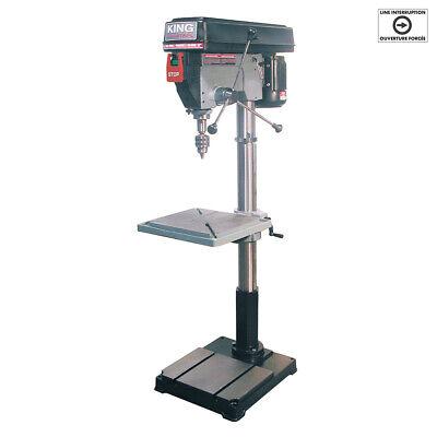 King Industrial 12 Speed - 22 Drill Press