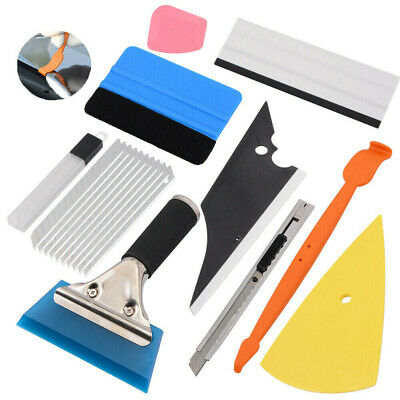 Pro Vinyl Wrap Squeegee Tool For Sign-making Wallpaper Install Vinyl Application
