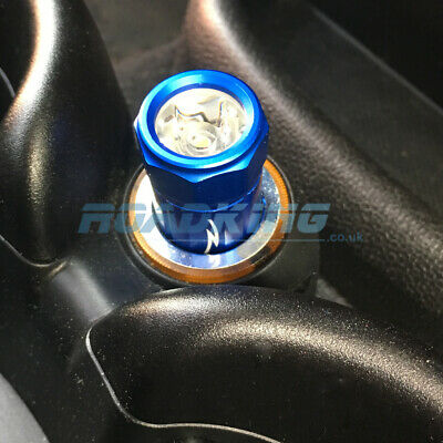 Car Lighter Torch | 12v Charging Light from Cigarette Lighter Socket Van 4x4