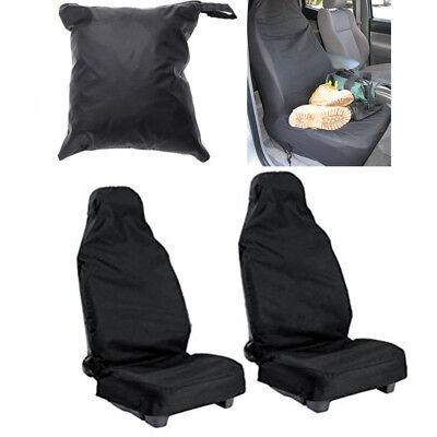 All Weather Protective Offroad Car Bucket Seat Cover Dirt Water Proof Easy Clean