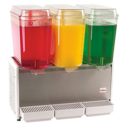 Gmcw D35-4 Three Bowl Crathco Beverage Dispenser