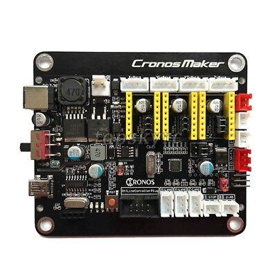 Grbl Laser Controller Board 3-axis Stepper Motor Usb Driver Board Laser Engrave