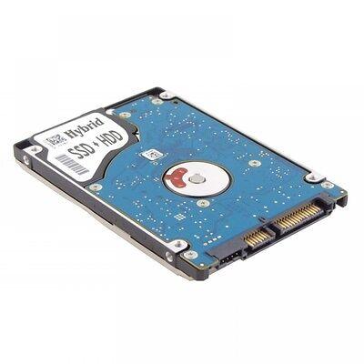 Asus K51, Disco rigido 1TB, Ibrido SSHD SATA3, 5400rpm, 64MB, 8GB