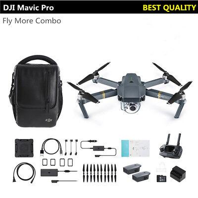 DJI Pack Mavic Pro Vuela Más 4K Cámara Drone