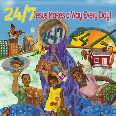 NEW! Vacation Bible School (VBS) 2018 24/7 Jesus Makes a Way Decorating - Vbs Decoration